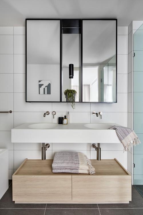 Ensuite bathroom renovations